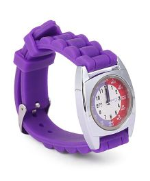 Fantasy World Wrist Watch - Purple