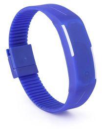 Fantasy World Mango People Digital LED Wrist Watches - Blue