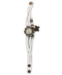 Fantasy World Analog Wrist Watch - White