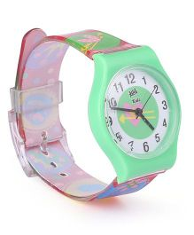 Fantasy World Wrist Watch - Green