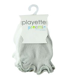 Playette Mittens Pack Of 3 - Grey