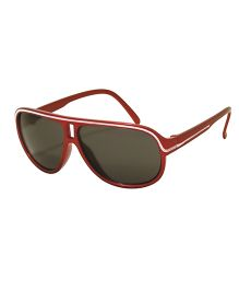 Playette Dean Trend Sunglasses - Red