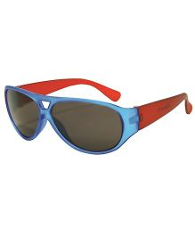 Playette Andy Trend Sunglasses - Red Blue