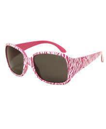 Playette Andy Trend Sunglasses - Pink White