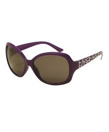 Playette Daniella Fashion Sunglasses - Purple
