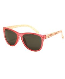 Playette Daniella Fashion Sunglasses - Red Yellow
