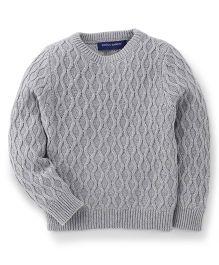 Bambini Kids Stylish & Comfortable Sweater - Grey