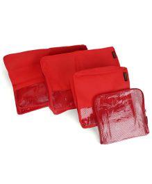 Funkrafts Luggage Organizer - Red