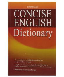 Concise English Dictionary - English