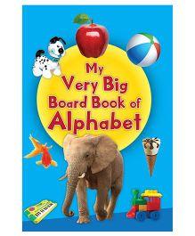 My Very Big Board Book of Alphabet - English