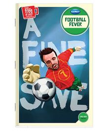 Navneet Single Line Long Book Sports Theme - 100 Pages