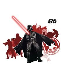 ORKA Darth Vader Digital Printed Wall Decal - MulticolorOrka