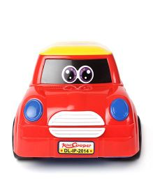 Lovely Brezza Toy Car - Red
