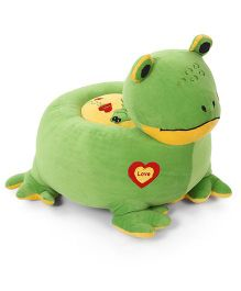 Lovely Frog Shaped Sofa - Green