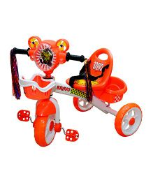 Luusa Bravo Tricycle - Red