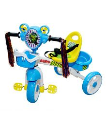 Luusa Bravo Tricycle - Blue