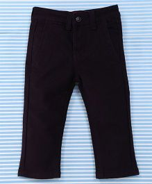Bambini Kids Stylish Pant - Dark Maroon