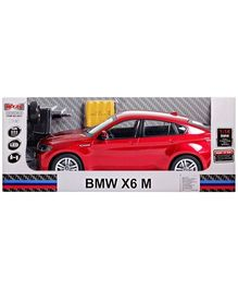 Mjx - R/C BMW X 6 M - Red