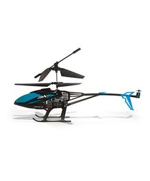 Emob 3.5 CH Helicopter With Gyroscope Stability - Blue
