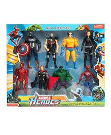 Emob Action Hero 8 In 1 Super Power Series (Color May Vary)