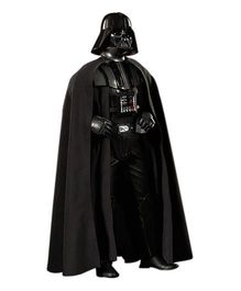 Emob Darth Vader Action Figure - Black