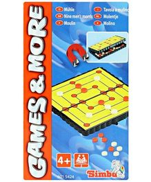 Simba - Games And More - Nine Mens Morris