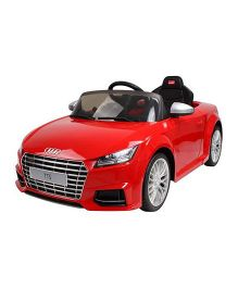 Like Toys Radio Control Battery Operated Audi TT Roadster - Red