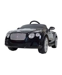 Like Toys Radio Control Battery Operated Bentley Continental GT Speed Convertible - Black
