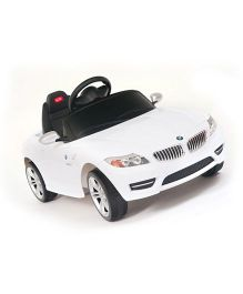 Like Toys BMW Z4 Battery Operated Ride On - White