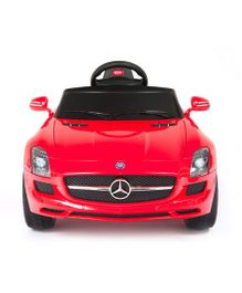 Like Toys Mercedes Benz SLS AMG Battery Operated Ride On - Red