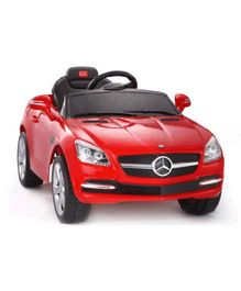 Like Toys Mercedes Benz SLK Battery Operated Ride On - Red