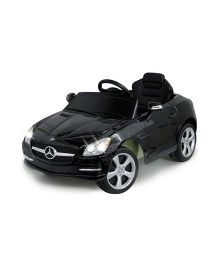 Like Toys Mercedes Benz SLK Battery Operated Ride On - Black
