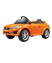 Like Toys Volvo C30 Ride On Car - Orange