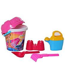 Barbie - Castle Beach Set