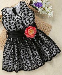 Shu Sam & Smith Fantasy Land Dress - Black