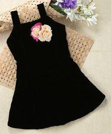 Shu Sam & Smith Venesa Dress - Black & White