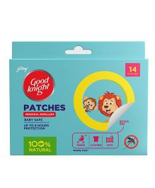 Good Knight Patches Personal Repellent - Pack Of 14