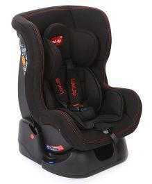 LuvLap SportsConvertible Baby Car Seat Black - 18238