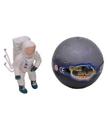 Happykids DIY Astronaut Toy - White