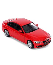 Welly Die Cast BMW 335 Toy Car - Red