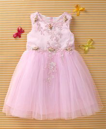 MFM Princess Party Dress - Pink