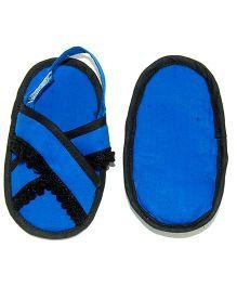 SnugOns Attractive Baby Sandals - Dark Blue