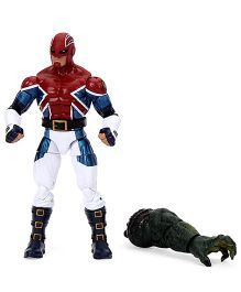 Marvel Legends Series Captain Britain - 15 cm