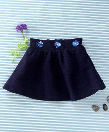 In.f Kids Shimmer Skirt - Blue