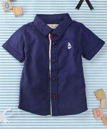 TBB Smart Collar Shirt - Blue