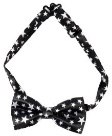 Miss Diva Superstar Stars Bow - Black