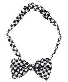 Miss Diva Superstar Bow - Black & White