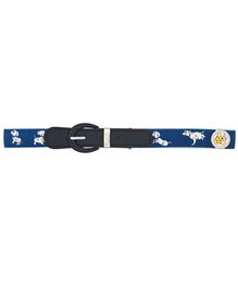 Miss Diva Playful Puppy Belt - Blue