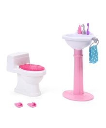 Barbie Dream Bathroom - Multicolor