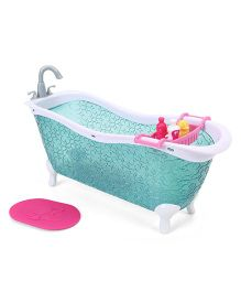 Barbie Bath Fun - Green And Pink